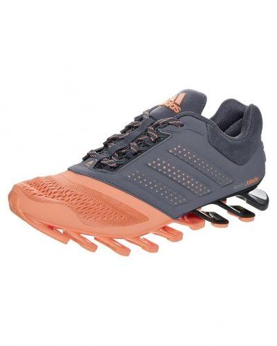 adidas Performance adidas Performance SPRINGBLADE SPLIT Löparskor dämpning flash orange/onix/silver