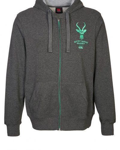 Canterbury SPRINGBOKS FZ HOODY Sweatshirt Grått - Canterbury - Träningsjackor