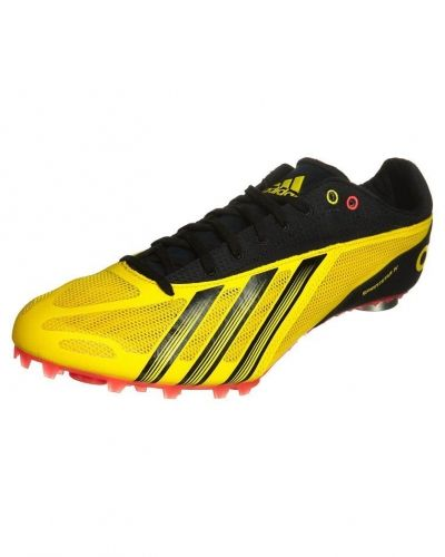 adidas Performance SPRINT STAR 4 Spikskor Gult - adidas Performance - Spikskor