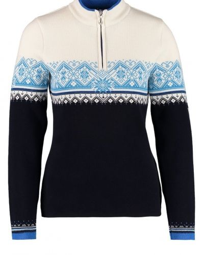 St. moritz stickad tröja Dale of Norway sweatshirts till dam.