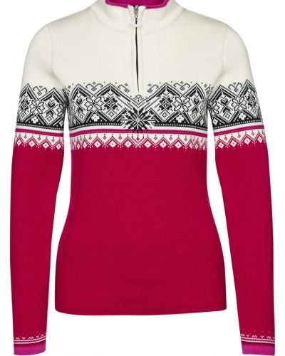 Röd sweatshirts från Dale of Norway till dam.