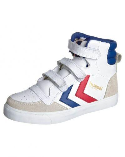 Hummel Hummel STADIL HIGH JR. VELCRO Höga sneakers
