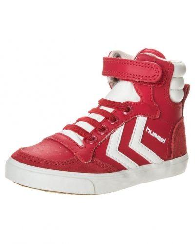 Hummel STADIL VELCRO HIGH Höga sneakers Hummel höga sneakers till barn.