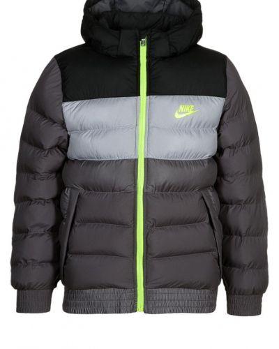 svart Nike kappor för barn