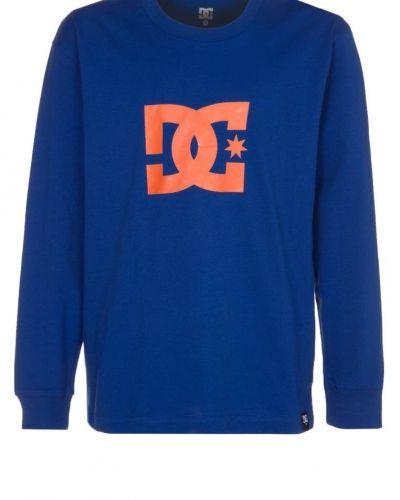 DC Shoes STAR Tshirt långärmad Blått från DC Shoes, Långärmade Träningströjor