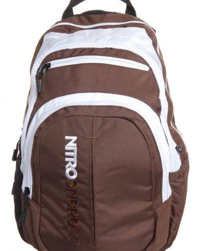 Nitro Stash pack´12 ryggsäck. Väskorna håller hög kvalitet.