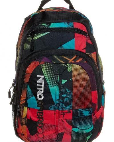 Nitro Stash ryggsäck. Väskorna håller hög kvalitet.