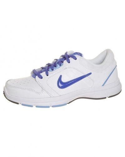 Nike Performance Nike Performance STEADY IX Aerobics & gympaskor Vitt. Traning håller hög kvalitet.