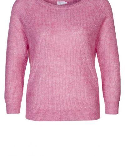Stickade klänning Filippa K Stickad tröja Ljusrosa från Filippa K