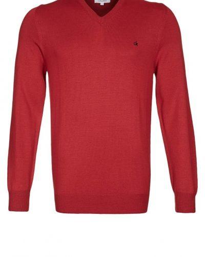 Calvin Klein Golf Stickad tröja Rött från Calvin Klein Golf, Träningströjor