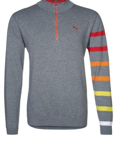 Puma Golf Stickad tröja. Traningstrojor håller hög kvalitet.