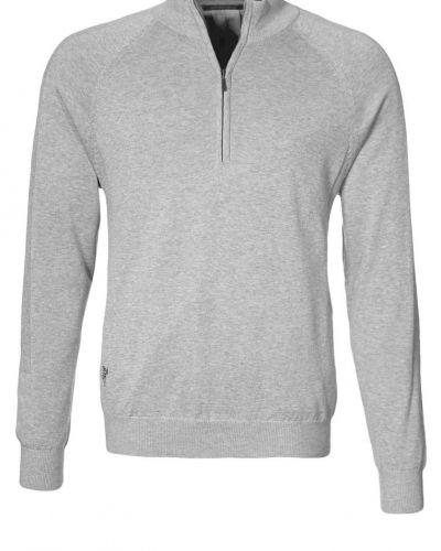 Ashworth Stickad tröja Grått - Ashworth - Träningströjor
