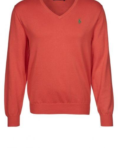 Polo Ralph Lauren Golf Stickad tröja Orange - Polo Ralph Lauren Golf - Långärmade Träningströjor
