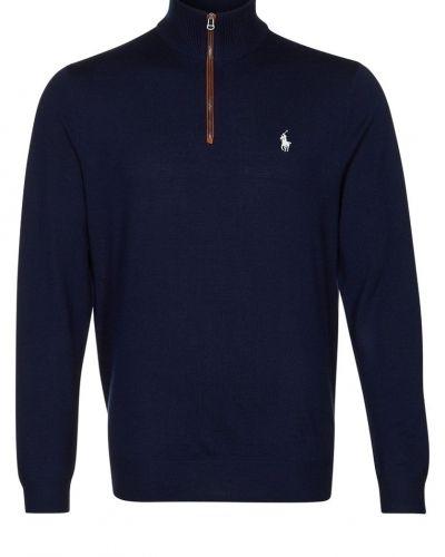 Polo Ralph Lauren Golf Stickad tröja Blått från Polo Ralph Lauren Golf, Långärmade Träningströjor