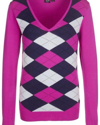 Cross Stickad tröja Ljusrosa - Cross - Långärmade Träningströjor
