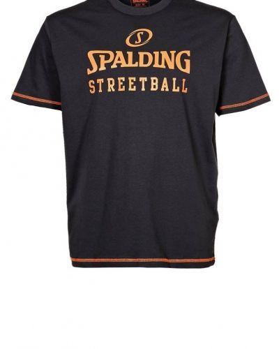 Street action tshirt med tryck - Spalding - Kortärmade träningströjor