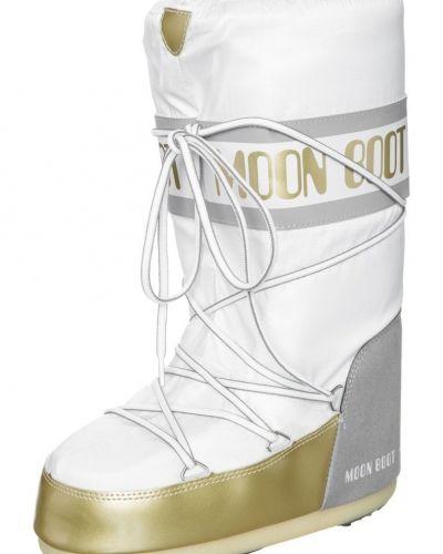 Moon Boot Moon Boot STREET Vinterstövlar white/gold