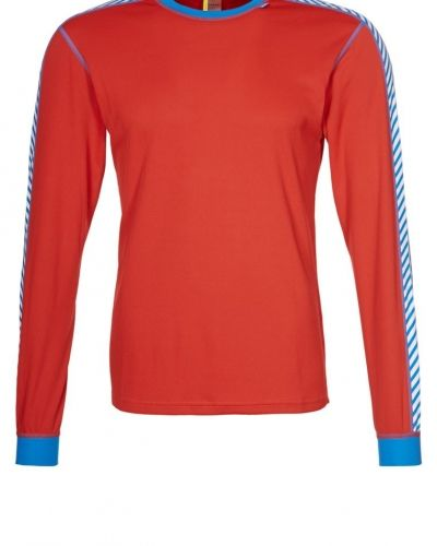 Helly Hansen STRIPE CREW Tshirt långärmad Rött från Helly Hansen, Långärmade Träningströjor