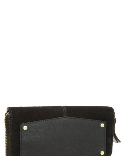 Suede trim zip purse plånbok - KIOMI - Plånböcker