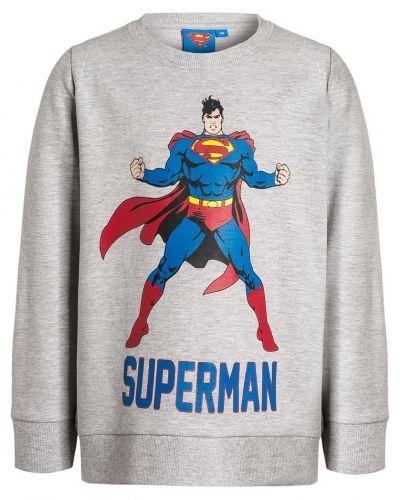 Superman sweatshirt grau meliert Warner Brothers tröja till mamma.
