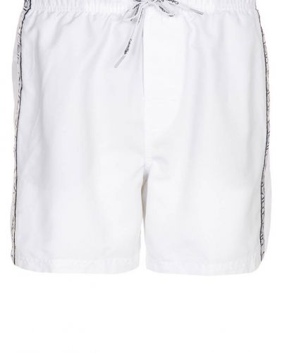 Calvin Klein Swimwear Surfshorts Vitt - Calvin Klein Swimwear - Badshorts