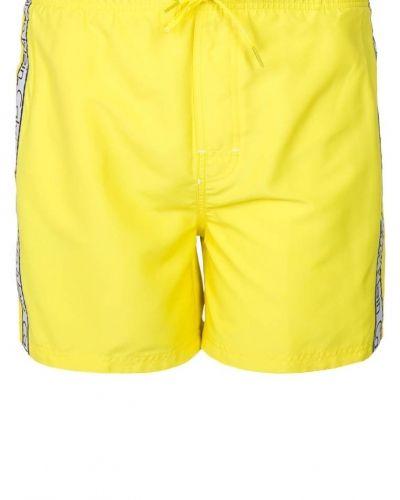 Calvin Klein Swimwear Surfshorts Gult - Calvin Klein Swimwear - Badshorts