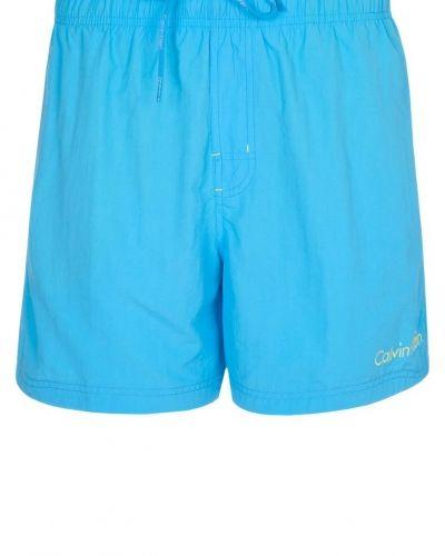 Calvin Klein Swimwear Surfshorts Blått - Calvin Klein Swimwear - Badshorts