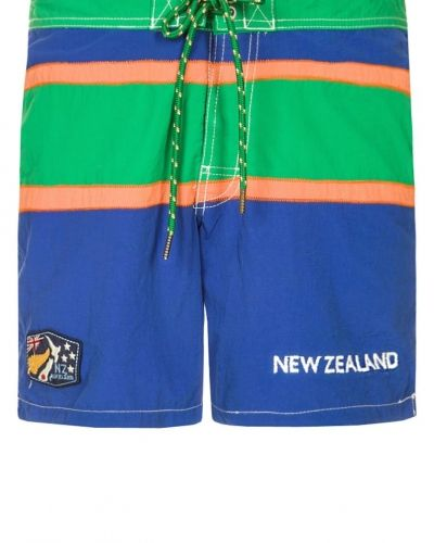 New Zealand Auckland Surfshorts Blått från New Zealand Auckland, Badshorts