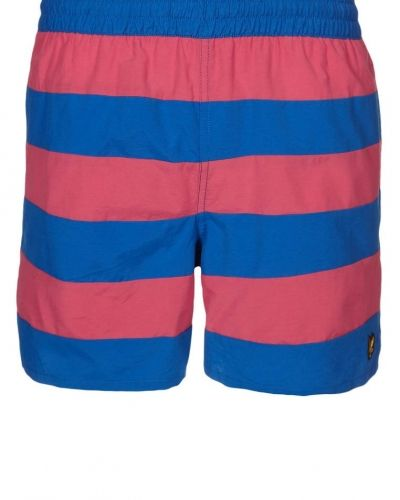 Lyle & Scott Surfshorts Rött - Lyle & Scott - Badshorts