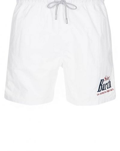 MC2 Saint Barth Surfshorts Vitt - MC2 Saint Barth - Badshorts