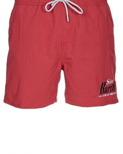 MC2 Saint Barth Surfshorts Rött - MC2 Saint Barth - Badshorts