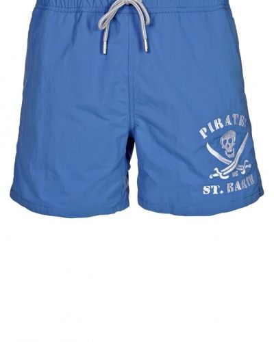 MC2 Saint Barth Surfshorts Blått - MC2 Saint Barth - Badshorts