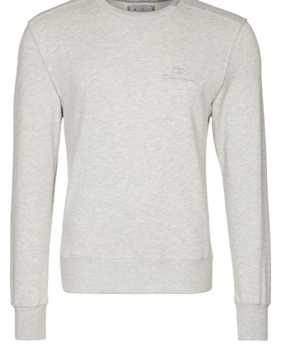 Champion Sweatshirt Grått från Champion, Långärmade Träningströjor