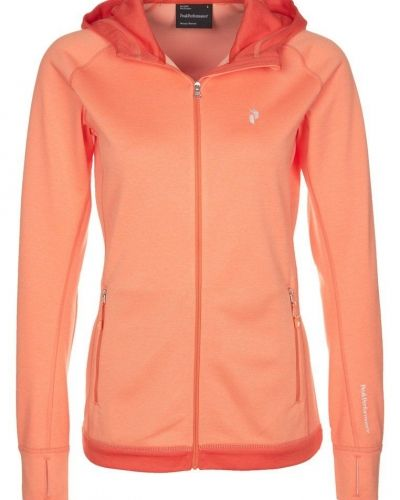 Peak Performance Sweatshirt Orange - Peak Performance - Träningsjackor