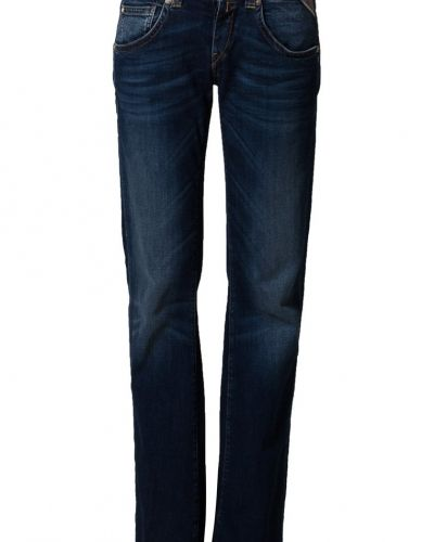 Replay Replay SWENFANI Jeans bootcut darkblue denim