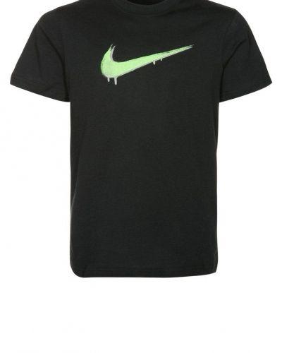 Swoosh dripped tshirt med tryck från Nike Performance, Kortärmade träningströjor