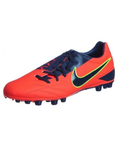 Nike Performance T90 SHOOT IV AG Fotbollsskor fasta dobbar Orange - Nike Performance - Fasta Dobbar