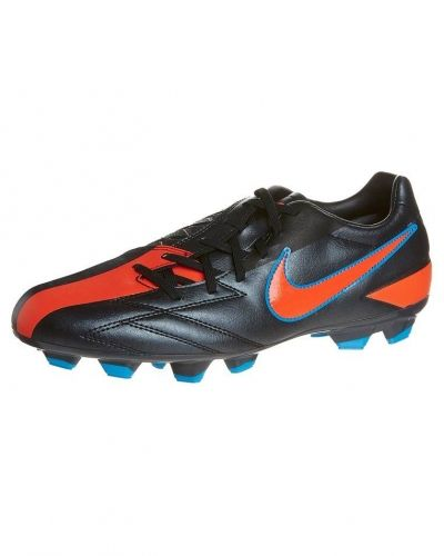 Nike Performance T90 SHOOT IV FIRMGROUND Fotbollsskor fasta dobbar Svart - Nike Performance - Fasta Dobbar