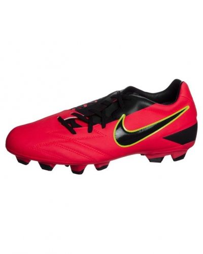 Nike Performance T90 SHOOT IV FIRMGROUND Fotbollsskor fasta dobbar Orange - Nike Performance - Fasta Dobbar