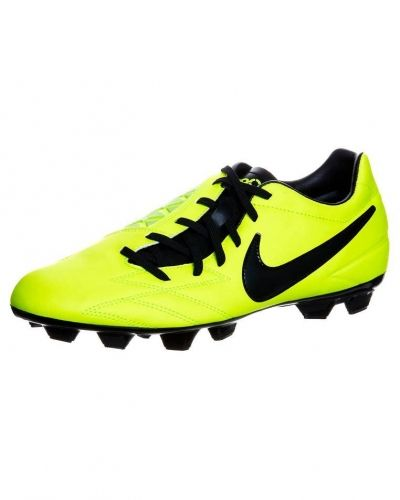Nike Performance T90 SHOOT IV FIRMGROUND Fotbollsskor fasta dobbar Gult - Nike Performance - Fasta Dobbar