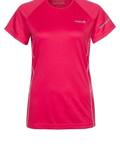 Regatta TASMIN Funktionströja Rött - Regatta - Kortärmade träningströjor