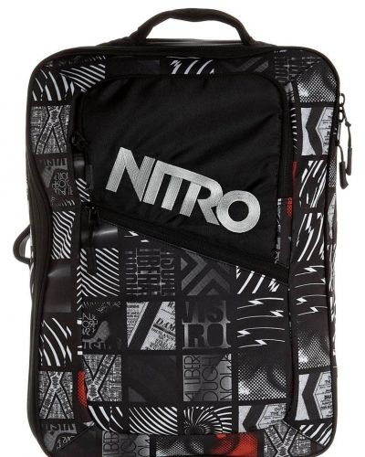 Nitro TEAM CARRY ON Reisetasche Resväska flerfärgad - Nitro - Resväskor