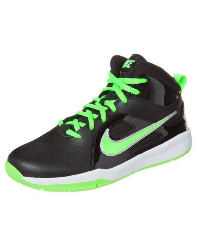 Nike Performance TEAM HUSTLE D 6 Indoorskor Svart - Nike Performance - Inomhusskor