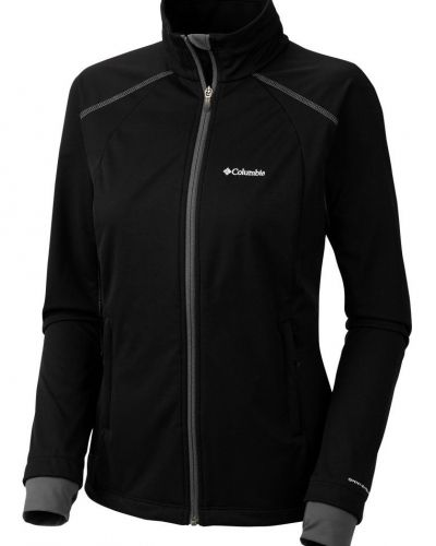 Columbia TECTONIC ACCESS SOFTSHELL WOMEN Softshelljacka Svart - Columbia - Träningsjackor