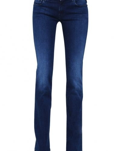 Replay Replay TEENA Flared jeans blue wash