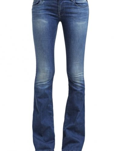 Replay Replay TEENA Flared jeans soft dark blue