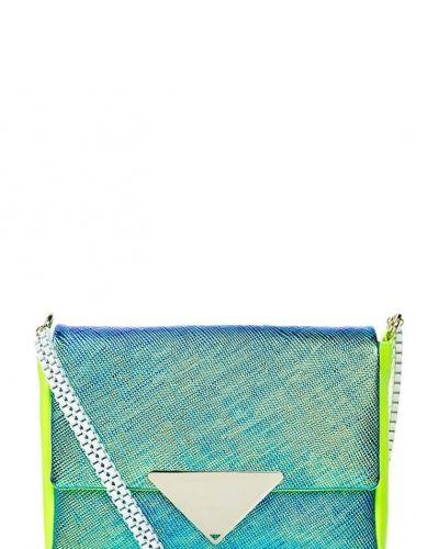 Sara battaglia Teresa axelremsväska blått. Väskorna håller hög kvalitet.