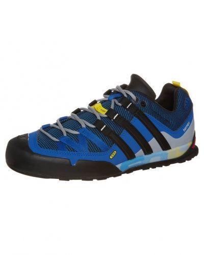 adidas Performance TERREX SOLO TRAXION Hikingskor Blått från adidas Performance, Vandringsskor