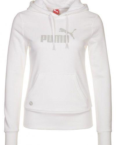 Puma TERRY Luvtröja Vitt från Puma, Långärmade Träningströjor