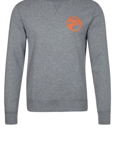 Terry sweatshirt - Puma - Långärmade Träningströjor